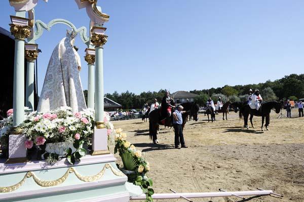 Photo of Loita entre mouros e cristiáns na Saínza