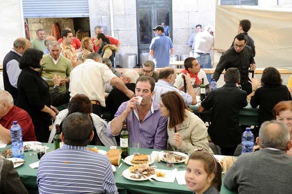 Photo of Tenreira en tres pratos diferentes, na Festa da Carne de Montederramo