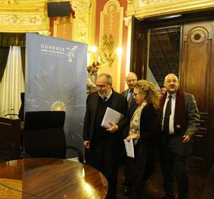 Photo of Ourense, capitalidade cultural do Eixo Atlántico