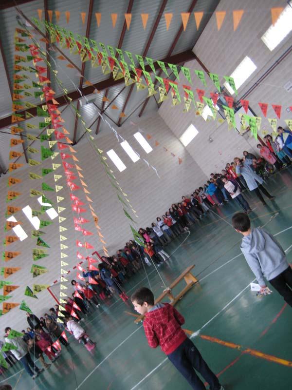 Photo of O Día da Paz no colexio Condesa Fenosa do Barco