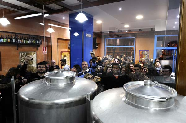 Photo of Keltius inaugura o seu brewpub en Ourense