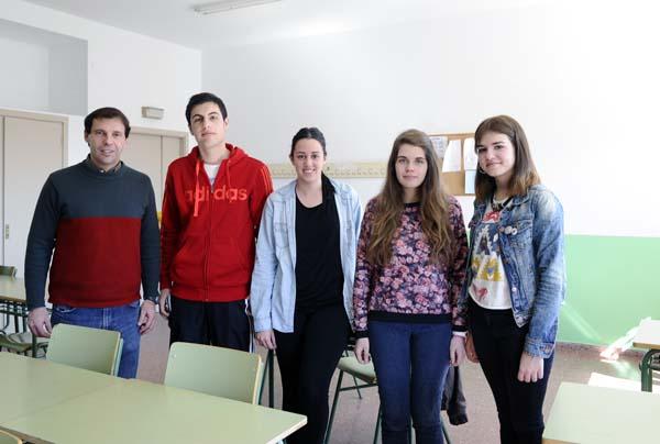 Photo of O IES Xermán Ancochea de Trives finalista nun proxecto empresarial