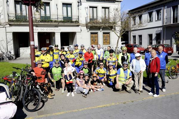 Photo of Reivindicando o Camiño de Inverno por Valdeorras, en bicicleta