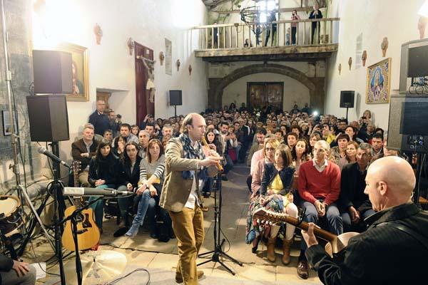Photo of Viño e música fusiónanse na Feira de Amandi