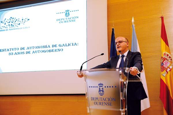 Photo of A Deputación celebra o 33º aniversario do Estatuto de Autonomía de Galicia