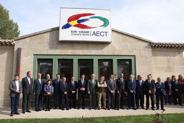 Photo of A Eurocidade Chaves-Verín pasa a ser unha Axencia Europea de Cooperación Territorial