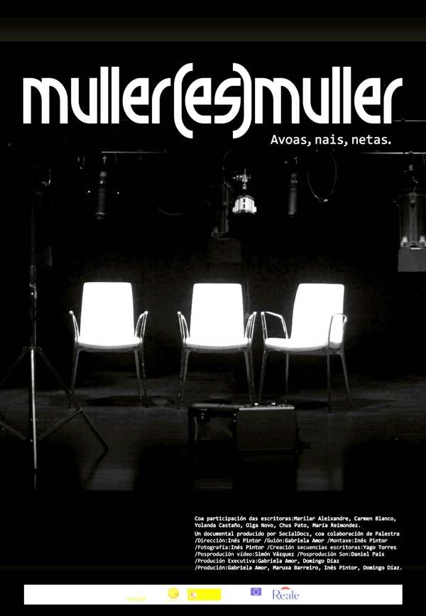 """Photo of Presentación do documental """"Mujer(es)Mujer"""" o 2 de maio na Rúa"""