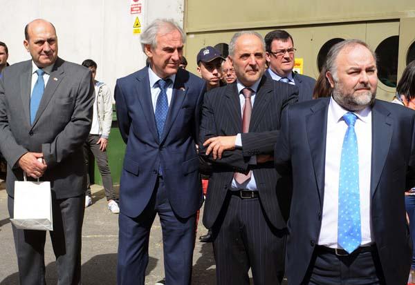 Photo of O director xeral de Traballo, en Previsel