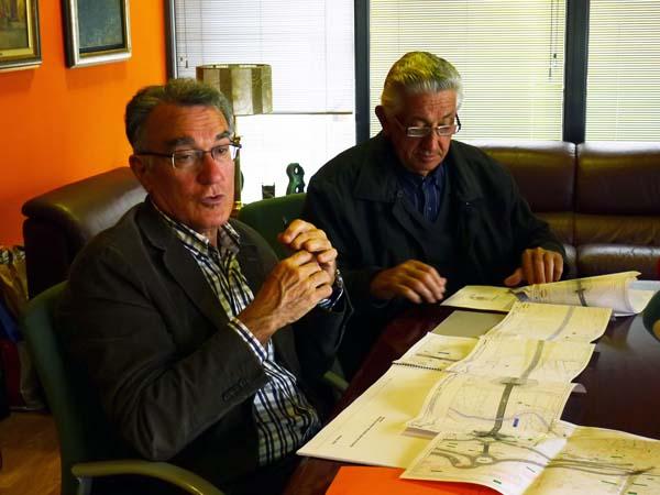 Photo of O proxecto da circunvalación do Barco, moi avanzado