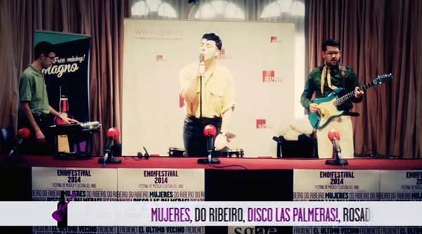 Photo of Ribeiro con sabor a música, en Madrid