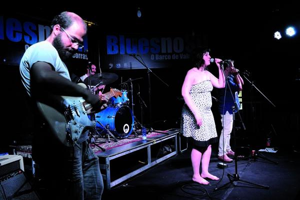 Photo of Blues no Sil 2014, o 4 e 5 de xullo no Barco