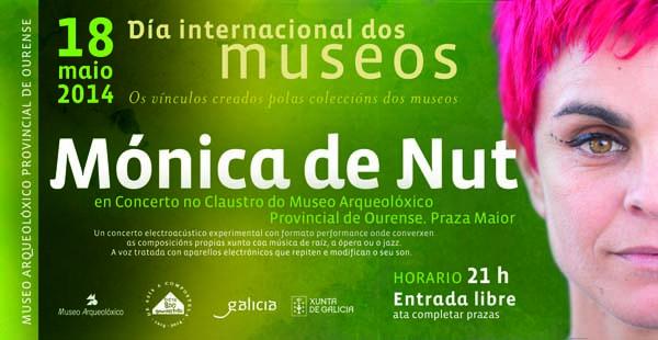 Photo of O Arqueolóxico ourensán festexa o Día Internacional dos Museos