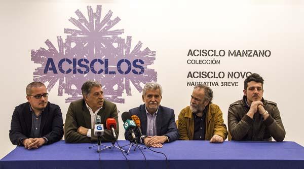Photo of Exposición de Acisclo Manzano e Acisclo Novo en Ourense