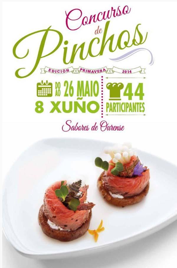 Photo of Pinchos de primavera, na capital da provincia