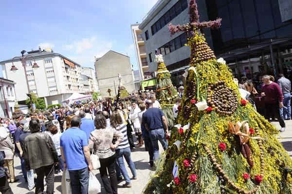 Photo of Multitudinaria festa dos Maios no Barco