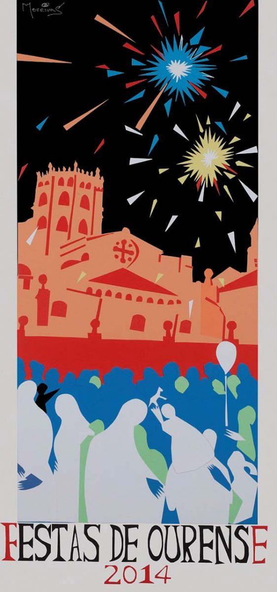 Photo of A cidade prepárase para celebrar as Festas de Ourense 2014