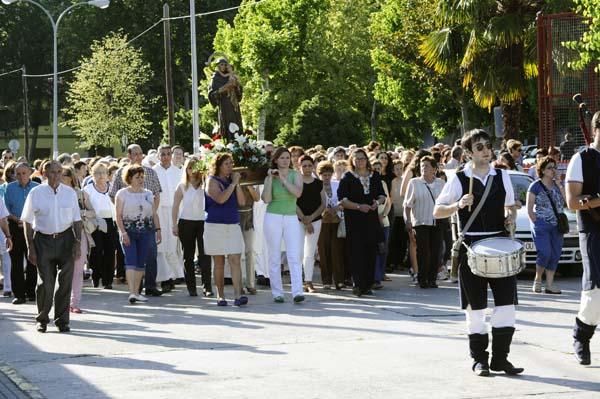 Photo of O Campo (O Barco) celebra as festas patronais de San Antón