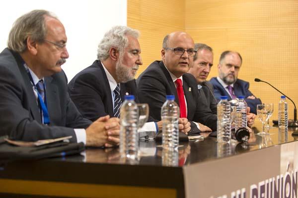 Photo of XLIII Reunión da Sociedade Galega de Otorrinolaringoloxía en Ourense