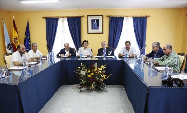 Photo of Visita do subdelegado do Goberno en Ourense a Vilamartín