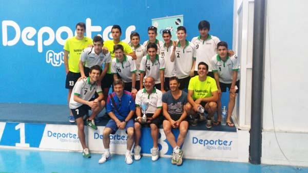 Photo of O Barval FS terceiro no Campionato Nacional de clubs