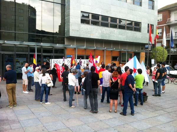 """Photo of Concentración polo """"dereito a decidir"""" no Barco"""