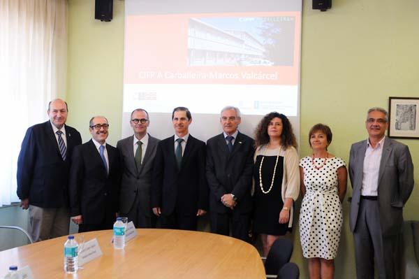Photo of O laboratorio da Comisaría de Aguas de Ourense terá estudantes en prácticas