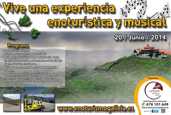 Photo of Dúas experiencias enoturísticas na Ribeira Sacra
