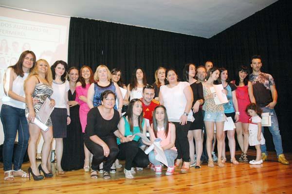 Photo of Graduacións no IES Lauro Olmo do Barco
