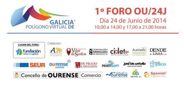 """Photo of I Foro """"Polígono Virtual de Galicia"""", en Ourense"""
