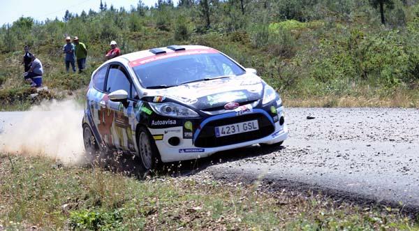 Photo of Fuster gaña o 47º Rallye de Ourense-Ourense Termal