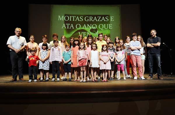 Photo of O Concello entrega os premios da Semana da Natureza do Barco