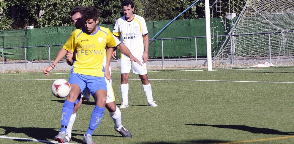 Xogada sénior do CD Rúa./ Foto: Carlos G. Hervella.