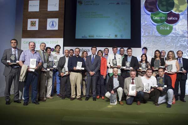 Photo of Os premios galegos do viño