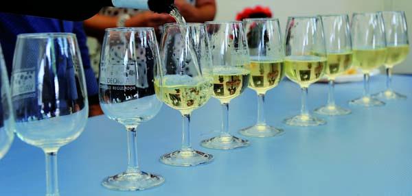 Photo of A cata oficial, limiar dos actos da Feira do Viño de Valdeorras