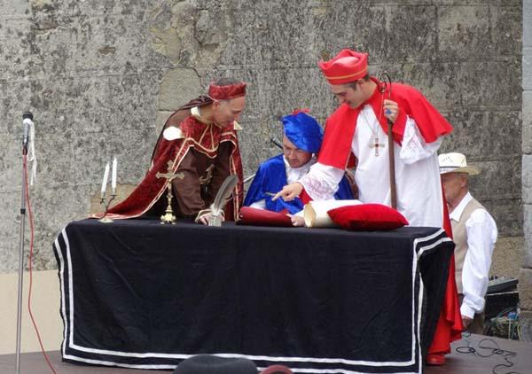 Photo of A Idade Media volta a Sobrado de Trives