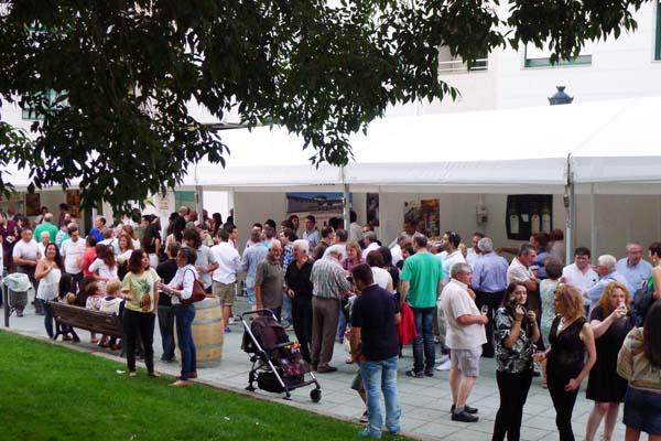 Photo of A XVII Feira do Viño de Valdeorras afronta a súa última xornada
