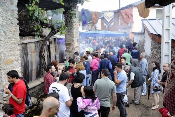 Photo of A Idade Media faise festa en Tremiñá