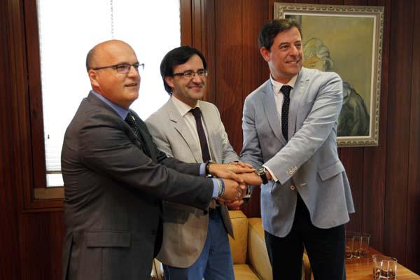 Photo of 100.000 euros para o estudo técnico da candidatura da Ribeira Sacra a Patrimonio da Humnaidade