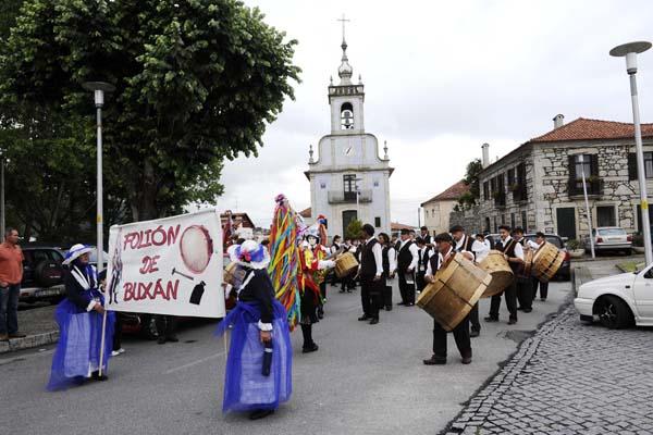 Photo of O Folión de Buxán e as Bonitas de Sande, Eixpressões 2014