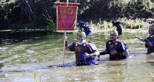 Os romanos conquistan Xinzo