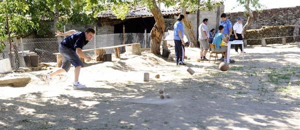 Photo of Torneo de bolos en Punxeiro (Viana)