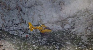 Accidente nos Picos de Europa