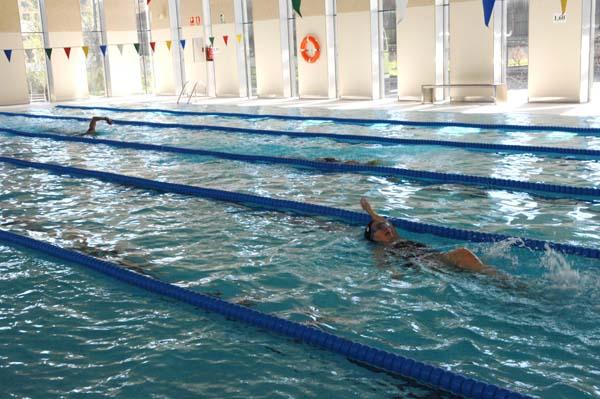 Photo of Optimización enerxética na piscina climatizada do Barco