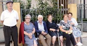 Os veciños de Vilamartín viven a Festa das Covas