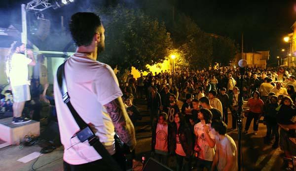 Un dos momentos do festival/Foto: Carlos G. Hervella