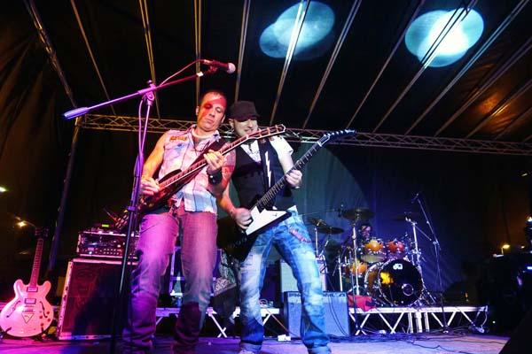 Photo of Arcos, a golpe de rock