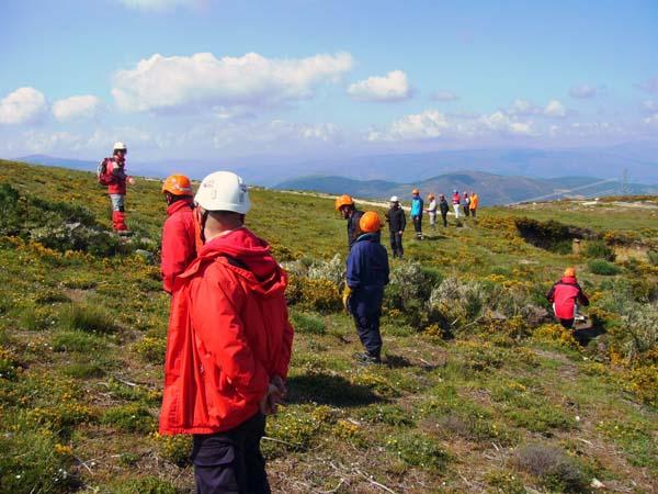 Photo of Protección Civil de Manzaneda reforza a súa formación en montaña