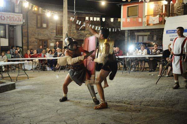 Photo of Entre combates de gladiadores