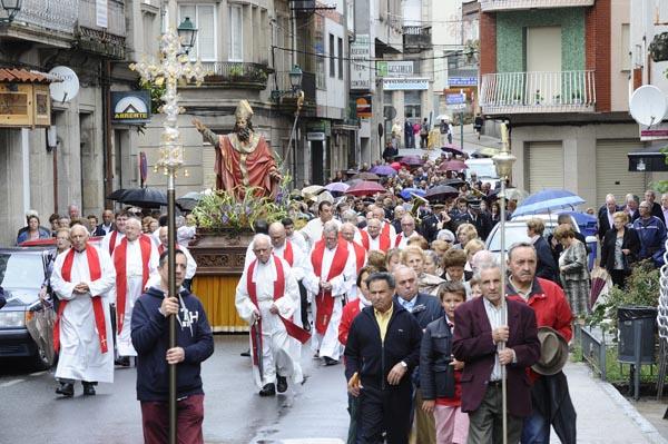 Photo of O Carballiño venera a San Cibrao