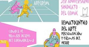 A festa da Banda Deseñada en Ourense
